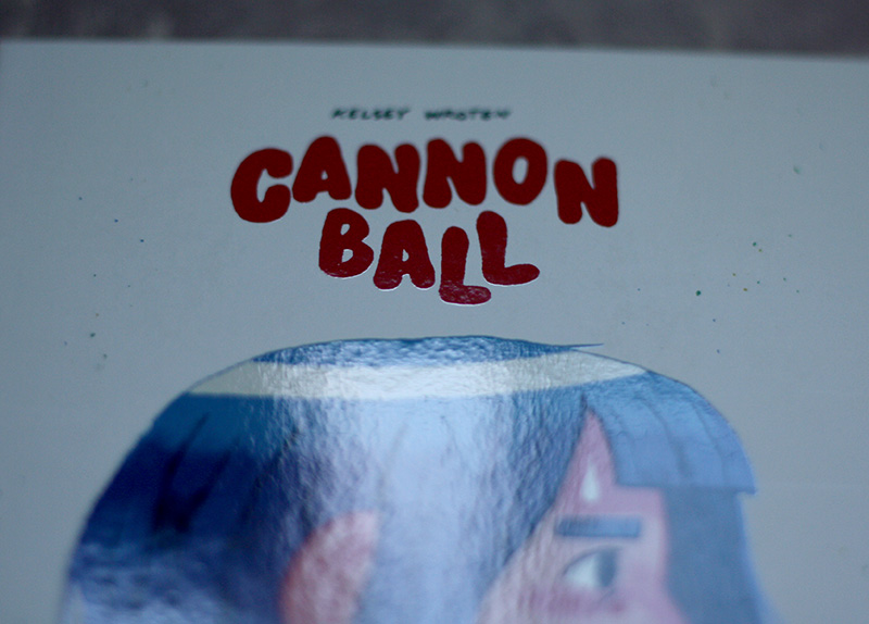 Out Soon: Cannonball by Kelsey Wroten