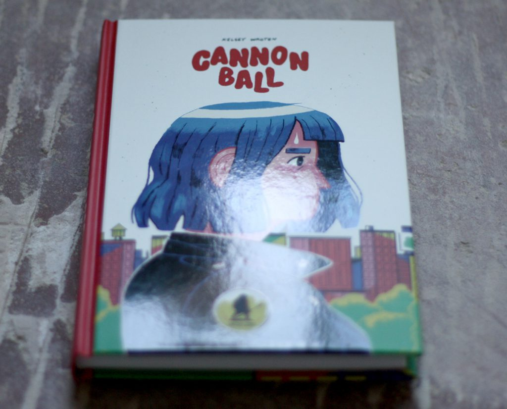 cannonball cover by kelsey wroten
