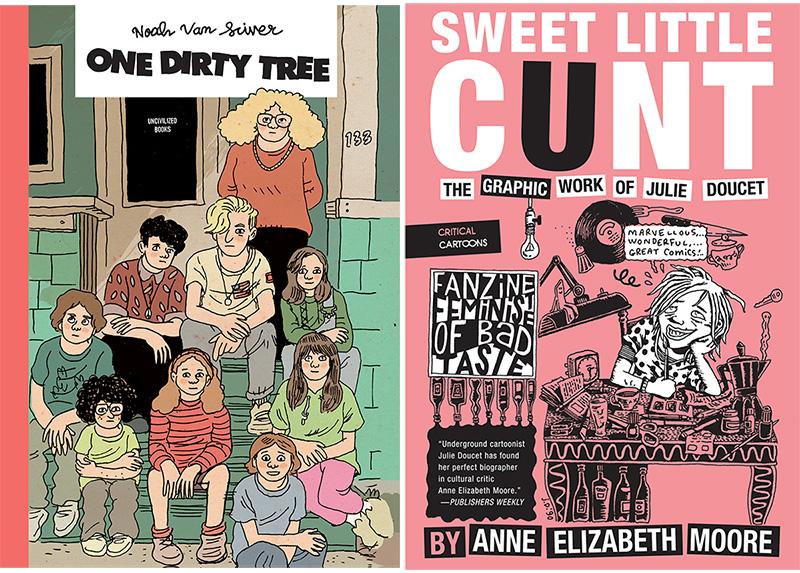 Uncivilized Books Gets Two Eisner Award Nominations!