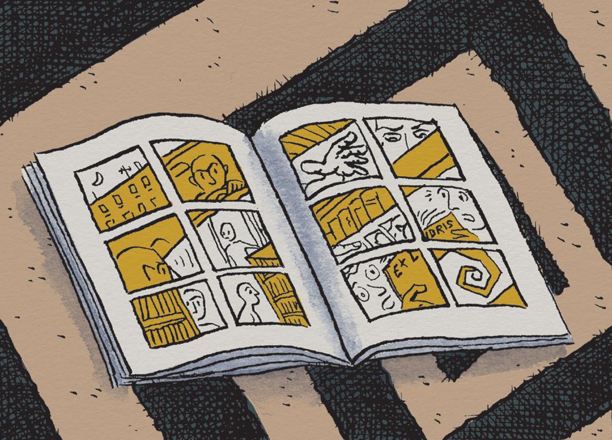 Ex Libris by Matt Madden a Metafictional Master Class in Comics